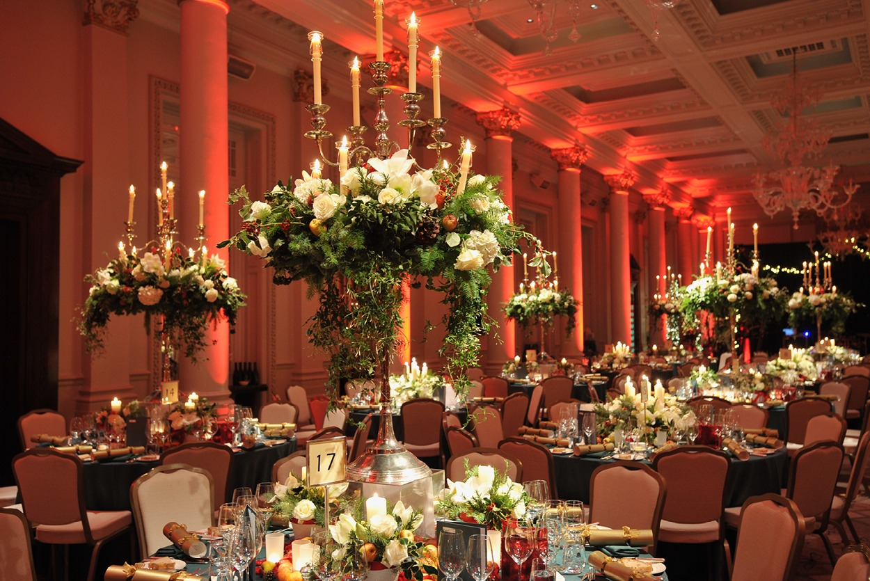 NB Flowers – Santa Lucia inspired Christmas Party