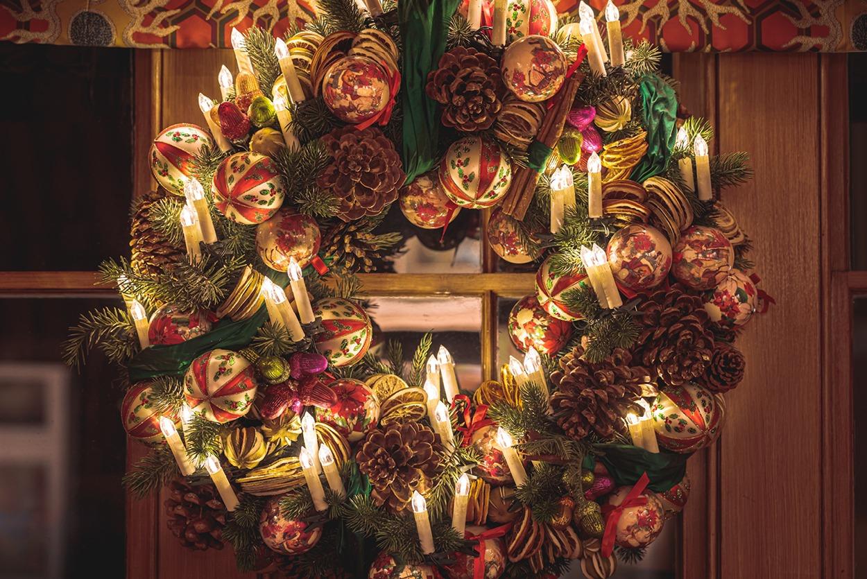 NB Flowers – Christmas wreath